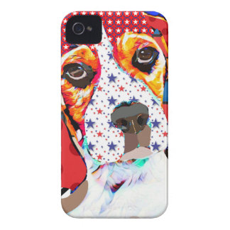 Insane person for Beagle Case-Mate iPhone 4 Case