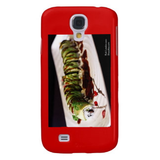 (Insect) Catipillar Sushi Gifts & Collectible Samsung Galaxy S4 Cover