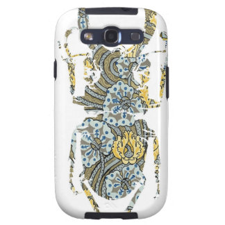 Insect Illustration Galaxy S3 Cases