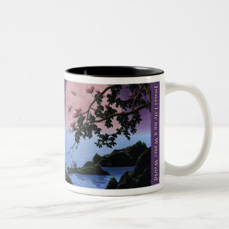 Insect Life on a Water World Mug