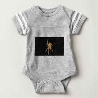 Insect Macro Spider Colombia Baby Bodysuit