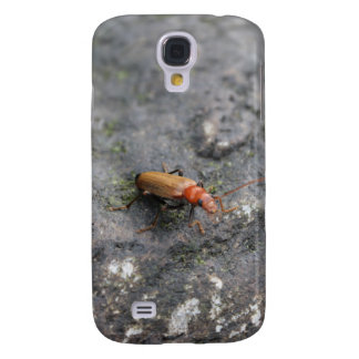 Insect on a rock. samsung galaxy s4 case