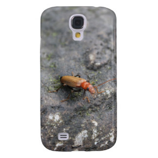 Insect on a rock. samsung galaxy s4 cover