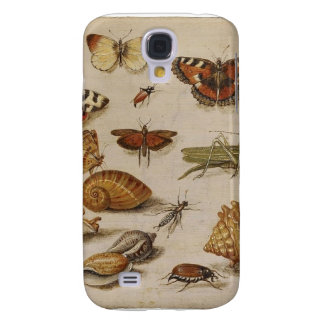 Insect Shells Butterflies Galaxy S4 Covers