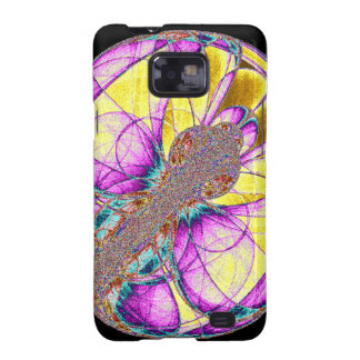 Insect Within A Fractal Samsung Galaxy SII Case