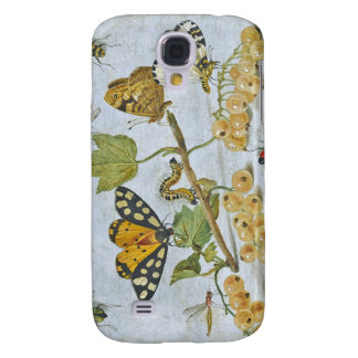 Insects Crawling Galaxy S4 Cover