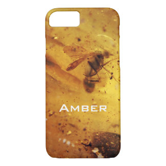Insects in amber iPhone 8/7 case