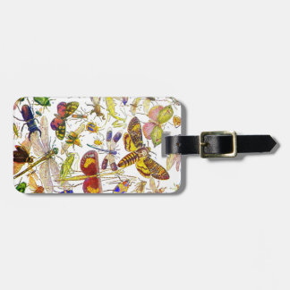 Insects Luggage Tag | Biology Teacher Gift