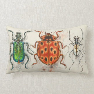 INSECTs Lumbar Pillow