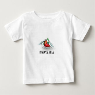 insects rule baby T-Shirt