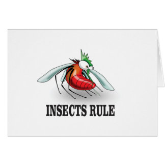 insects rule card