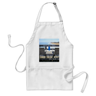 Insert Beer Here OBX North Carolina Beach Standard Apron