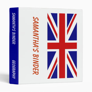 (Insert Name) School Binder - United Kingdom
