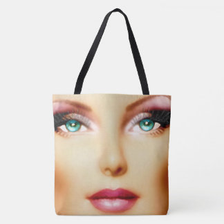Insert Your Image Here Personalized Photo Tote Bag