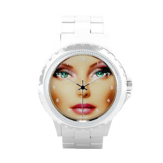 Insert Your Own Image Cool DIY Wrist Watches
