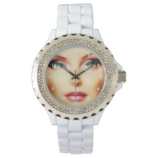 Insert Your Own Image Elegant Watch