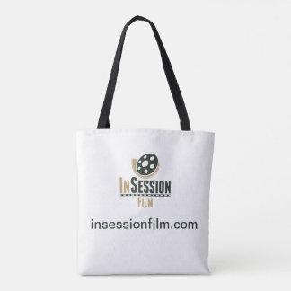 InSession Film Tote Bag