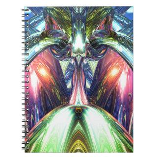 Inside A Creative Machine Notebook