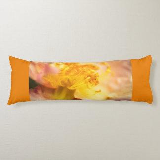 Inside a rose body pillow