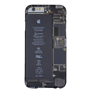 Inside an iPhone 6 Barely There iPhone 6 Case