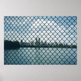 Inside Central Park Poster