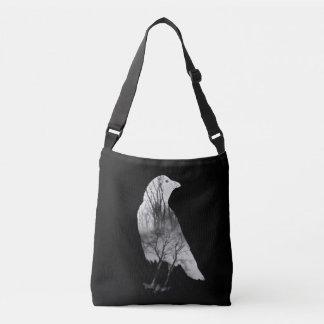 Inside Crow Crossbody Bag