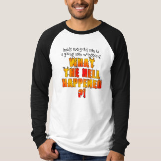 Inside every old man T-Shirt