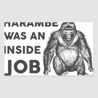 Inside Job Harambe