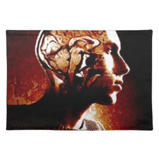 Inside my Head, Showing Brain Activity Placemat