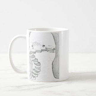 Inside my mind coffee mug