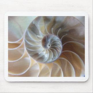 Inside Nautilus Mouse Pad