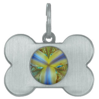 Inside of Iris Pet ID Tags