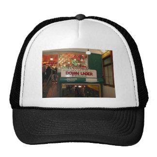 Inside Of Pike Place Market In Seattle Hats