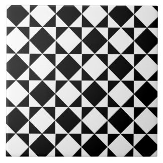INSIDE-OUT! (a black & white pattern) ~ Tiles