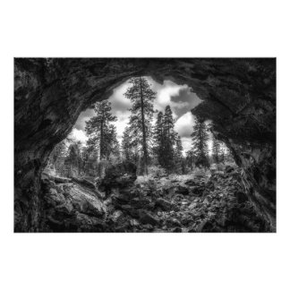 Inside Out a lava tube prints
