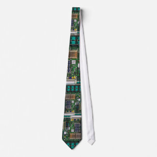 inside server computer tie