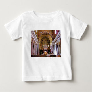 Inside the church yeah baby T-Shirt