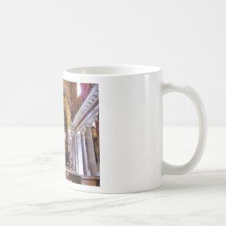 Inside the church yeah coffee mug
