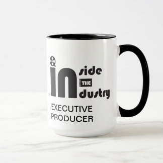 INside The Industry Logo Mug
