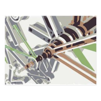 Inside the Mechanism Postcards