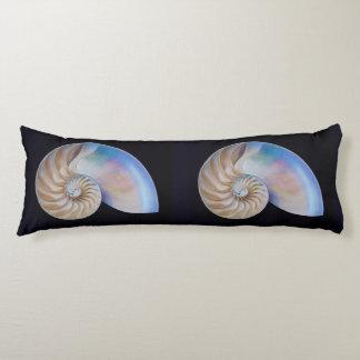 Inside The Nautilus Body Pillow