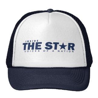 Inside The Star Trucker hat