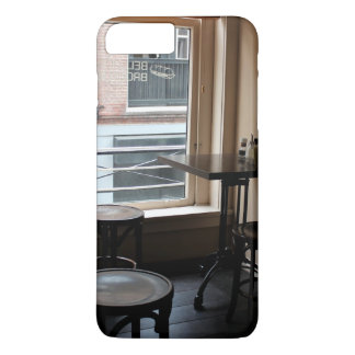 Inside Themed, Caf� With Tables Illuminated With N iPhone 7 Plus Case