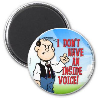 Inside Voice Magnet