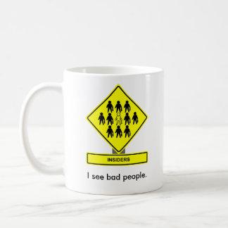 Insiders Mug