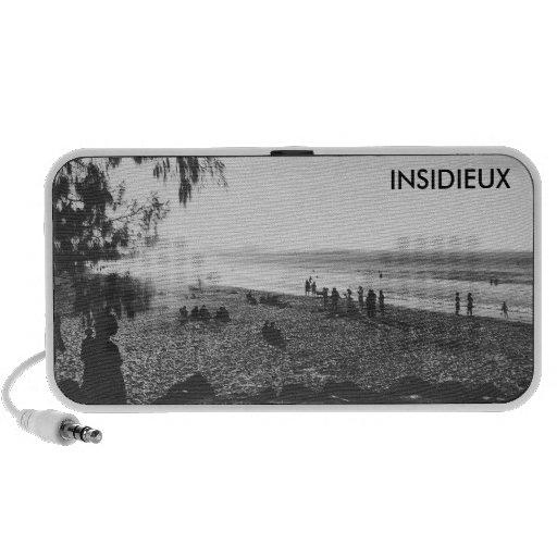 INSIDIEUX Speaker by OrigAudio™ Speaker System