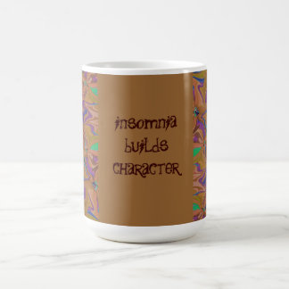 insomnia builds characters coffee mug