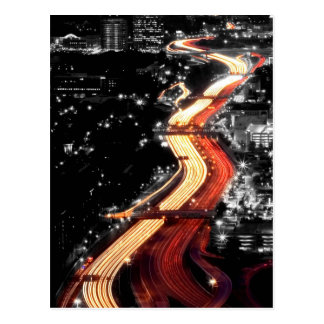 Insomnia Highway Postcard