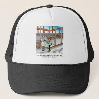 Inspector Cartoon 6382 Trucker Hat