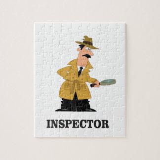 inspector man jigsaw puzzle